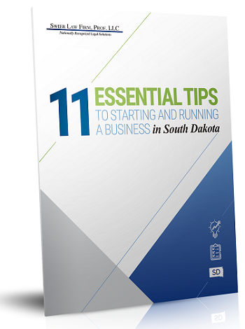How To Start And Run A Business in South Dakota