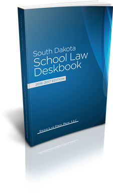 The South Dakota School Law Deskbook