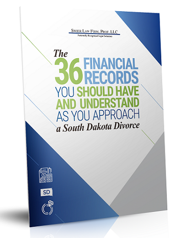 36 Financial Records You Should Have & Understand As You Approach A South Dakota Divorce™