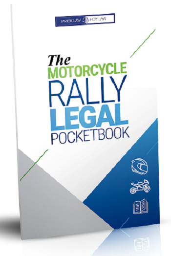 The 2019 Sturgis Motorcycle Rally Legal Pocketbook™