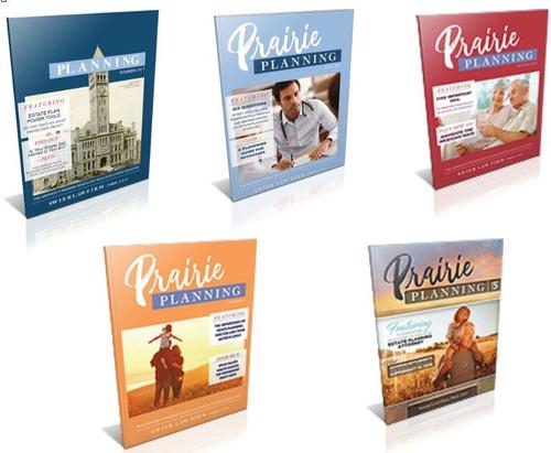 Swier Law Firm's Prairie Planning Magazine Collection